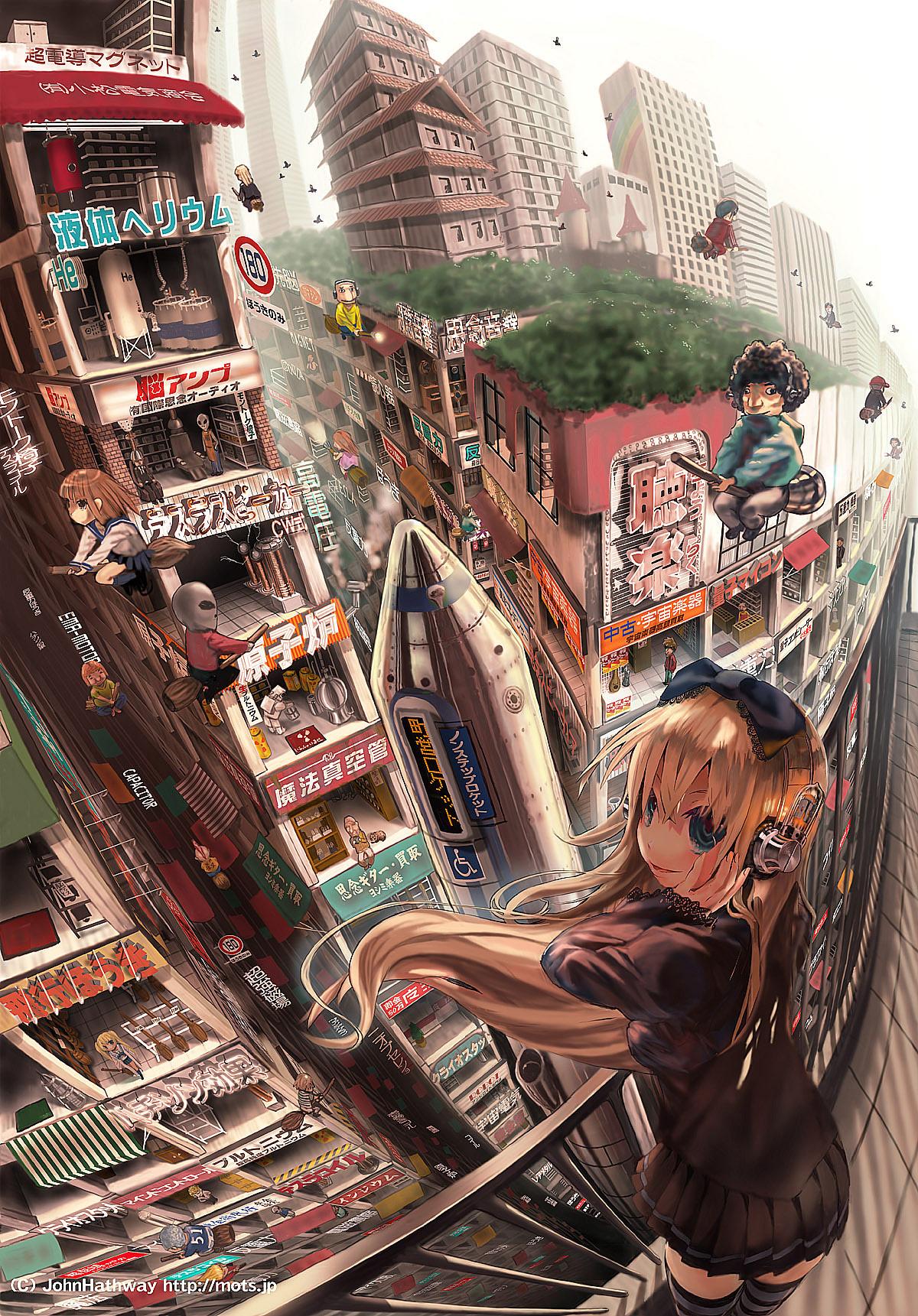 JohnHathway-anime-3d-19