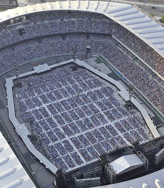 Nissan Stadium AKB48 Sousenkyo 2013