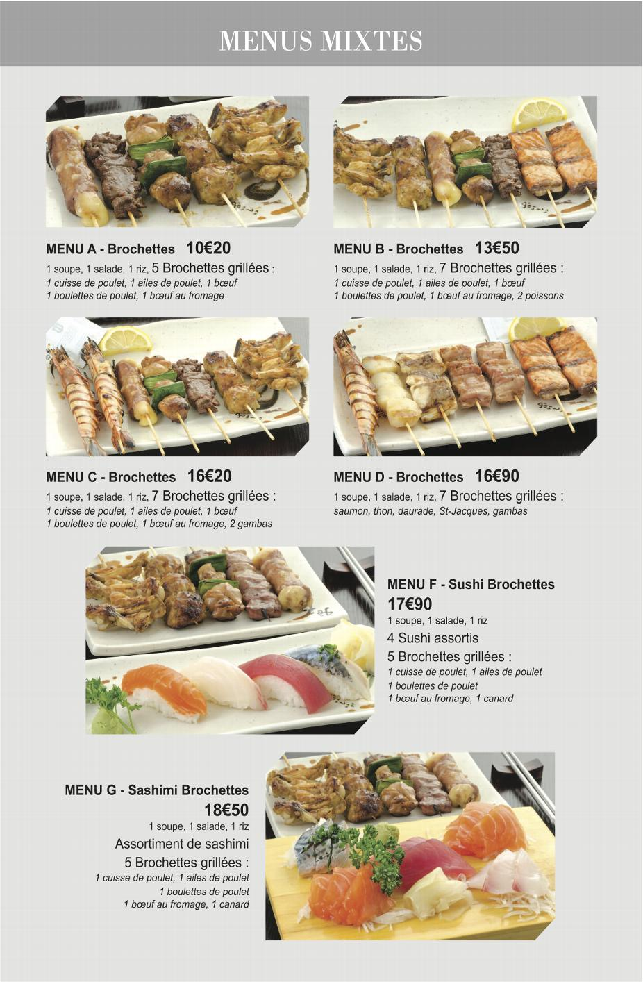Ceci n 39 est pas un restaurant japonais dozodomo for Restaurant japonais chef cuisine devant vous