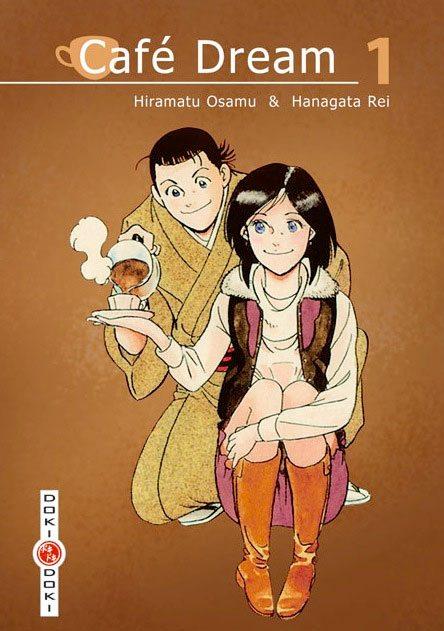 © HIRAMATSU Osamu & HANAGATA Rei / Houbunsha / Doki-Doki