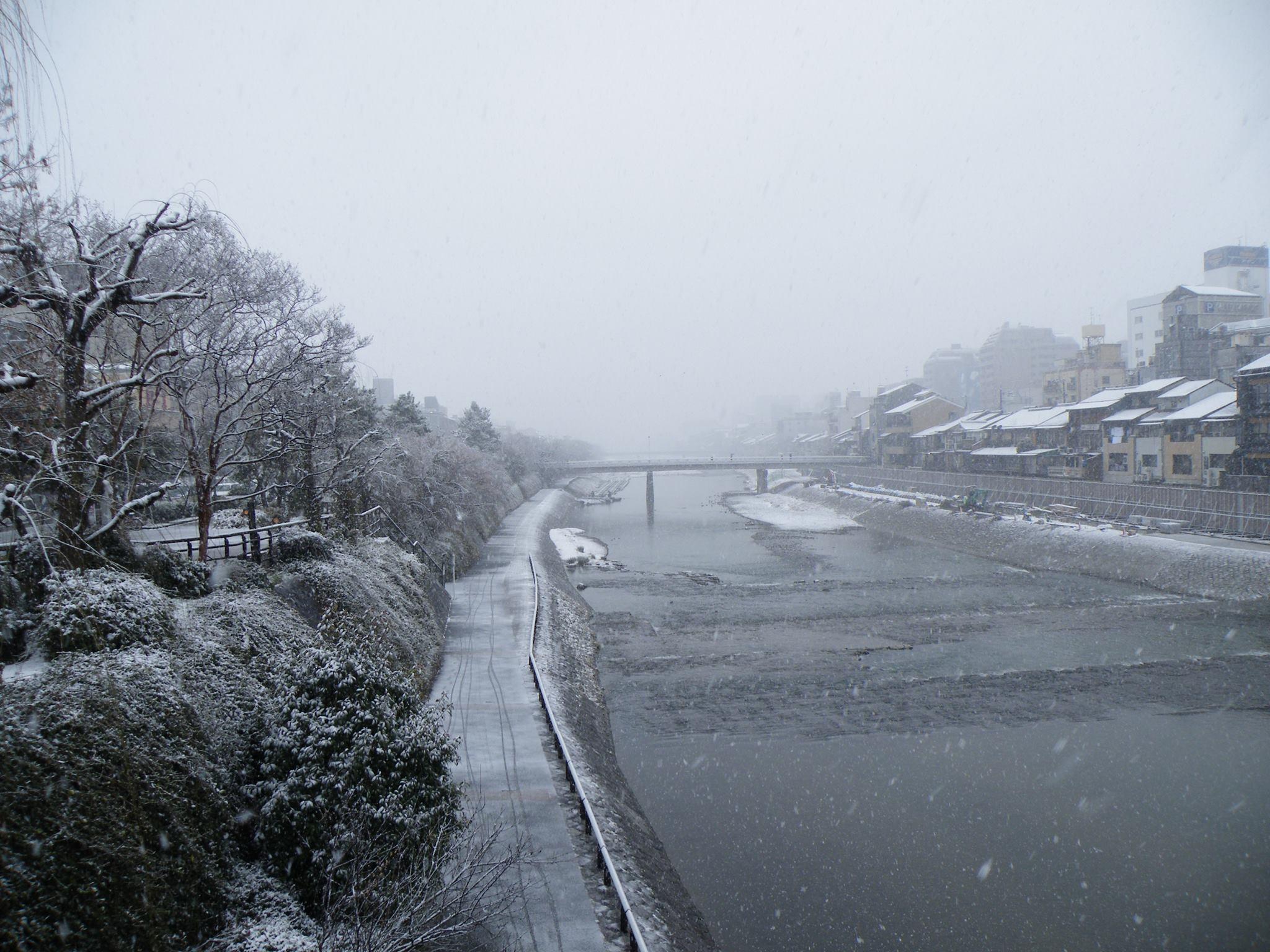 Kyoto neige 2014 6