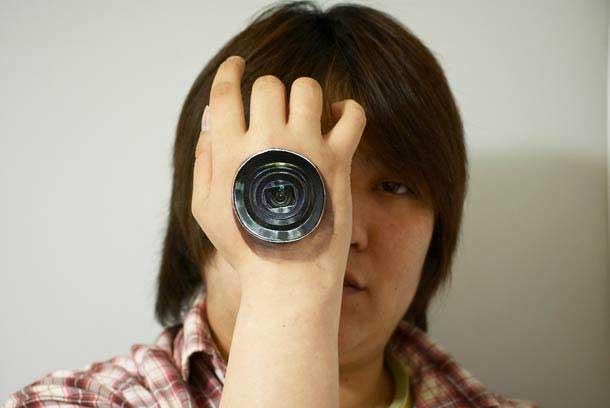 """""""Handy camera"""" © Chooo-San"""