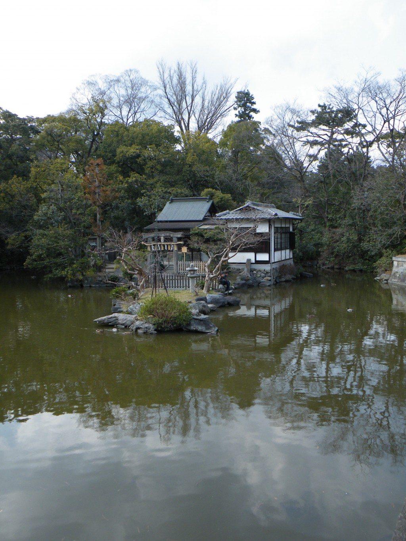 Gosho le jardin imp rial de kyoto dozodomo for Jardin imperial