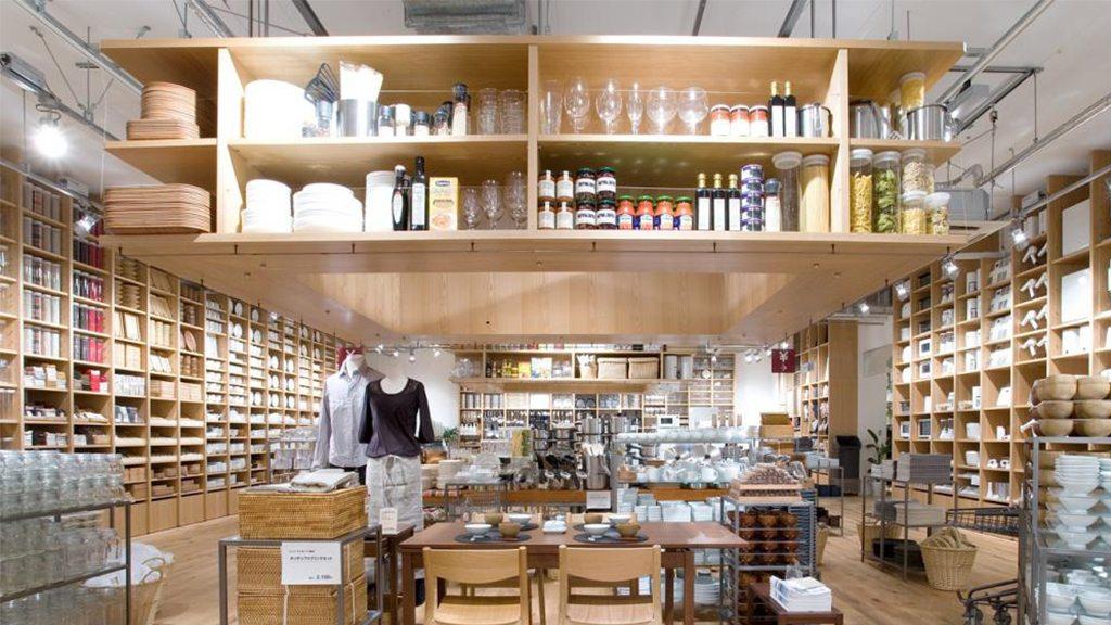 le 24 septembre muji ouvre son plus grand magasin. Black Bedroom Furniture Sets. Home Design Ideas