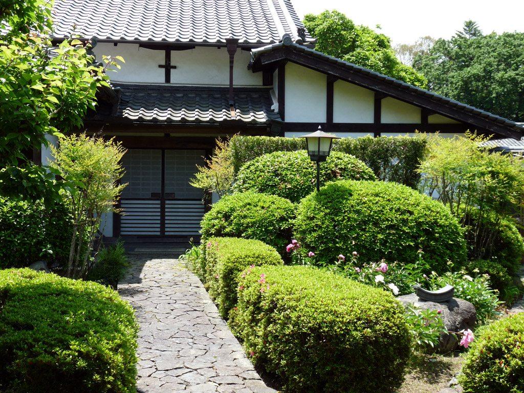 etant donn quil sagit dun art ayant des influences du bouddhisme et du shintosme les jardins japonais sont remplis de symboles - Jardin Japonais Le Havre