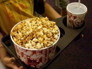 Plateau repas des cinémas Toho