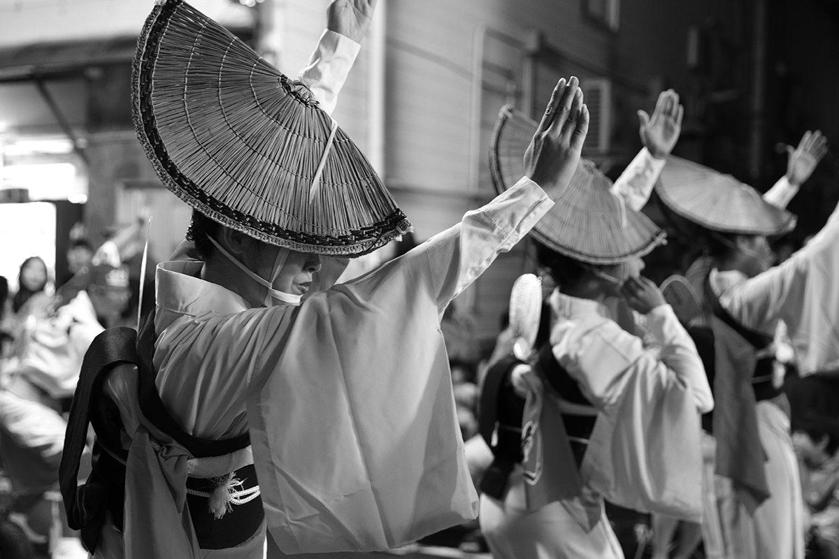 Awaodori à Hatsudai 2014