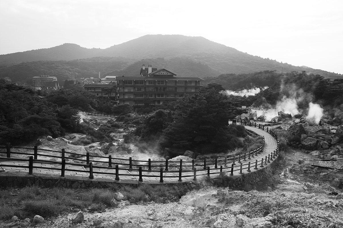 Tabi Nagasaki 2014 Unzen