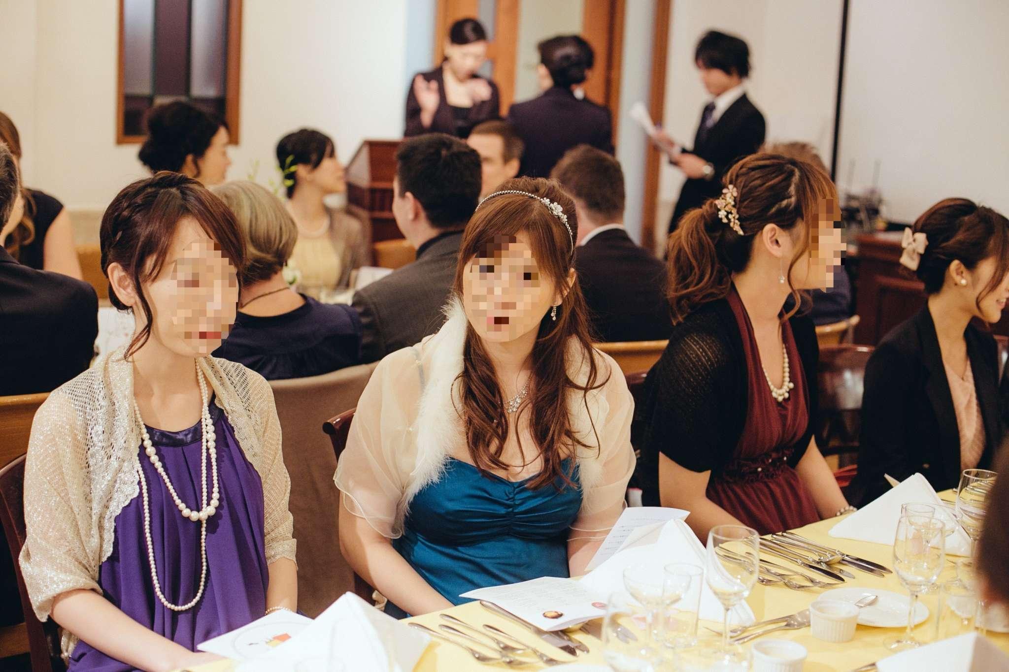 Assister A Un Mariage Au Japon Mode D Emploi Dozodomo