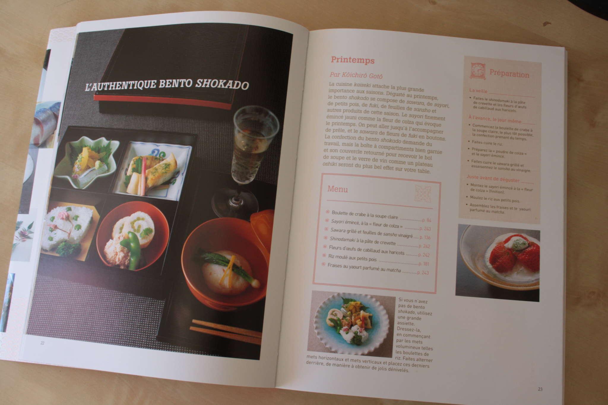 Le Livre De La Vraie Cuisine Japonaise Dozodomo