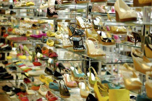 Magasin de chaussures Japon