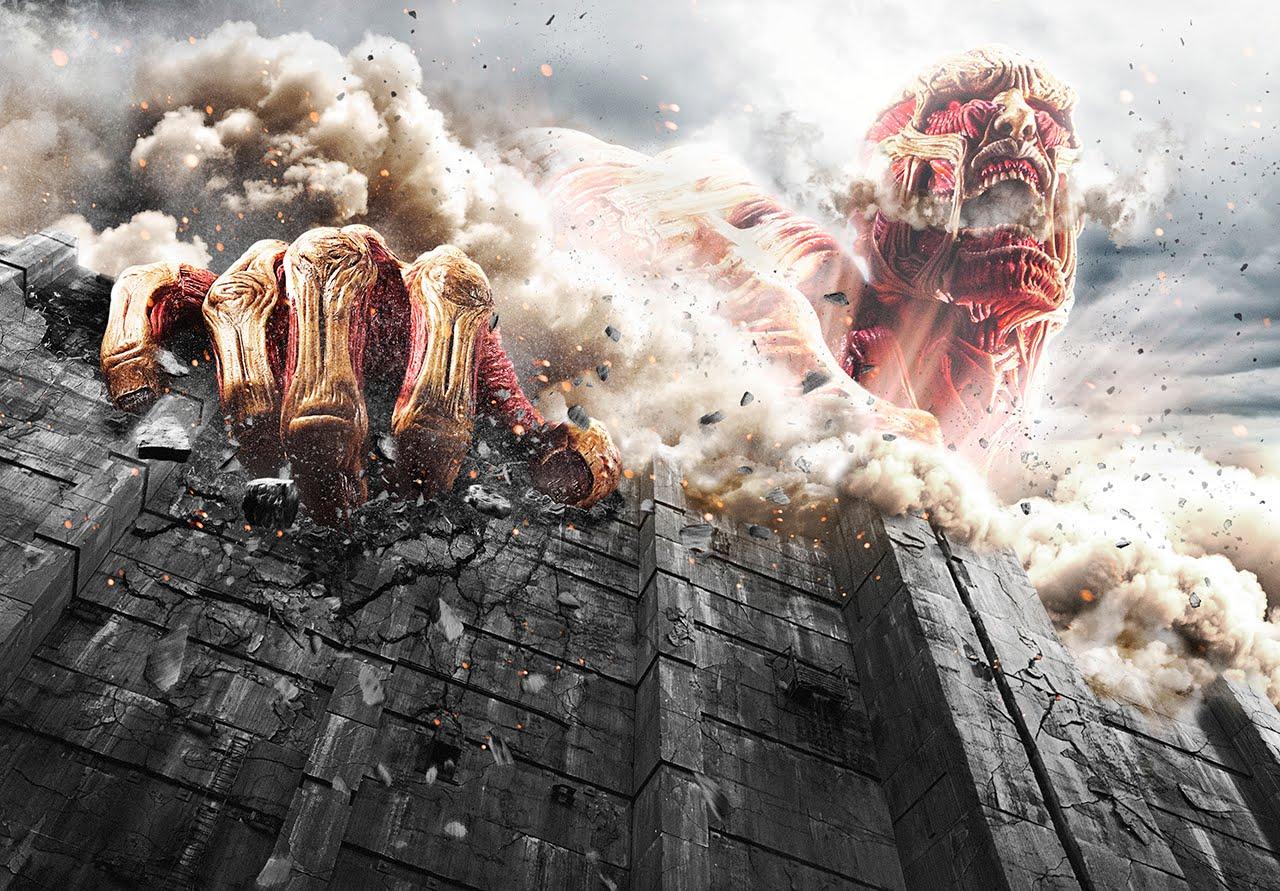 """On a vu le film de """"L'attaque des Titans"""". Voici notre"""