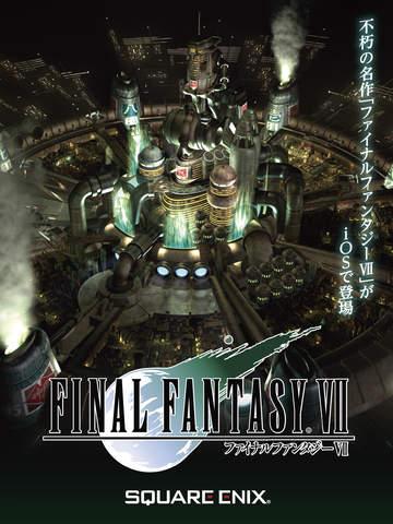 final fantasy 7 iOS