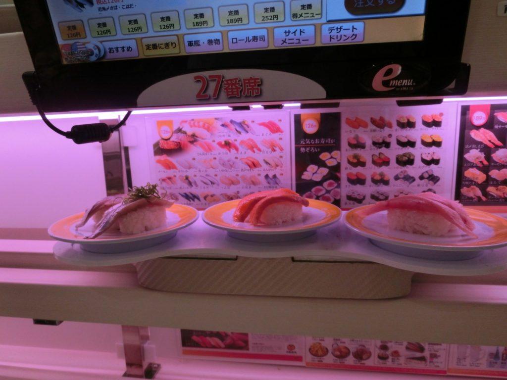 Genki sushi 2
