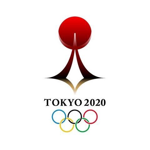 Logo JO Tokyo 2020 7