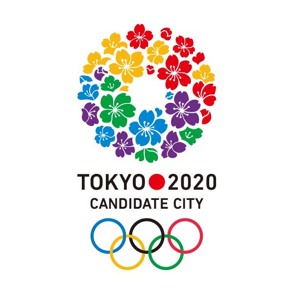 Logo JO Tokyo 2020 candidate city