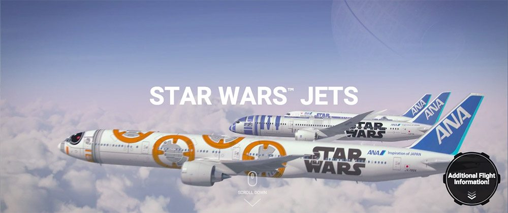 star wars all nippon airways