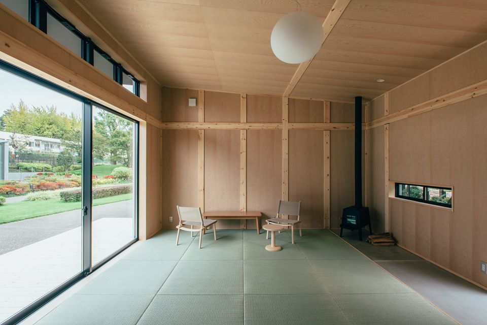 Maison en kit muji for Maison container 50000
