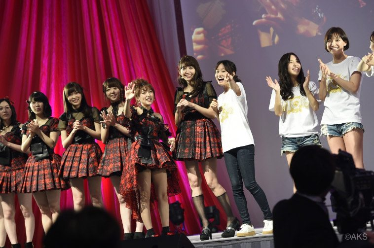 AKB48 10 ans 2