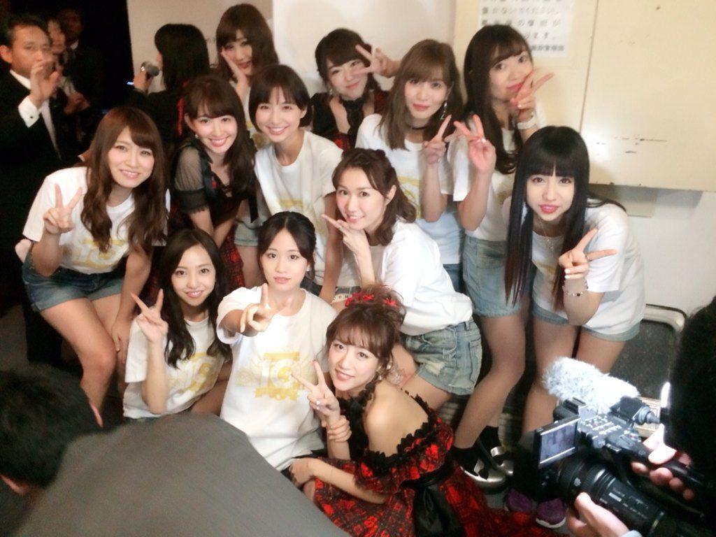 AKB48 10 ans
