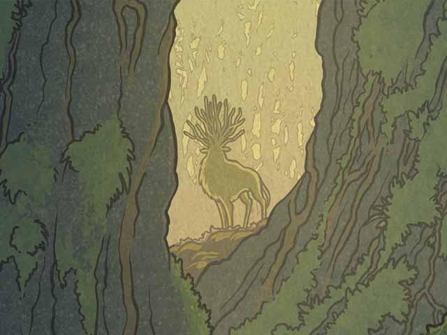 Ghibli ukiyoe 8