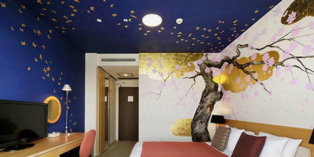 Park Hotel Tokyo art japonais 2