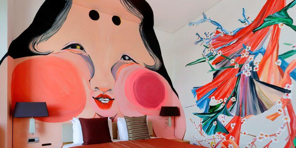 Park Hotel Tokyo art japonais 5