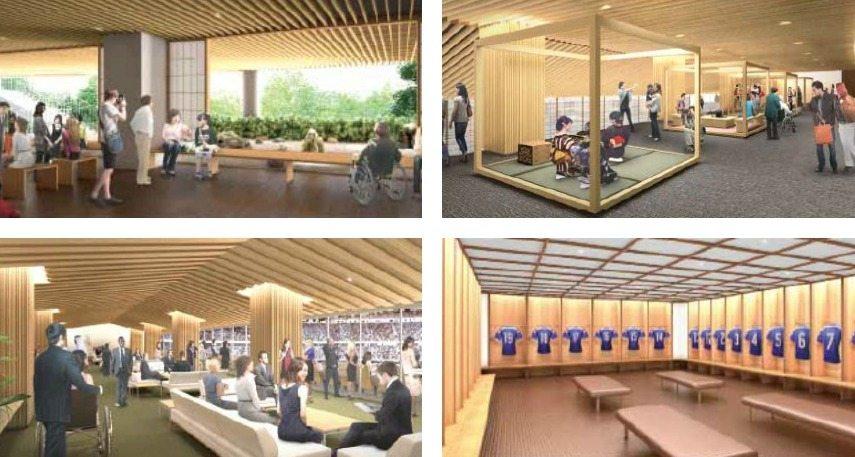 stade olympique tokyo 2020 projet 2