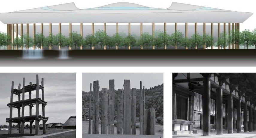 stade olympique tokyo 2020 projet 6