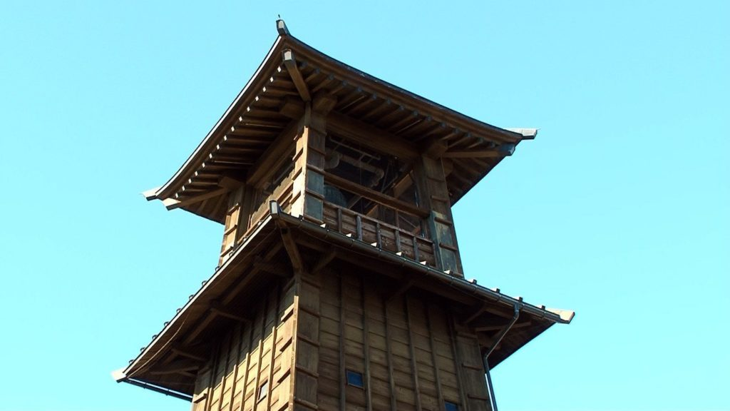 4.Kawagoe Bell Tower