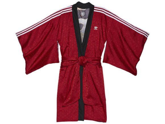 adidas kimono
