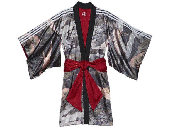 Rita Ora adidas kimono geisha_9