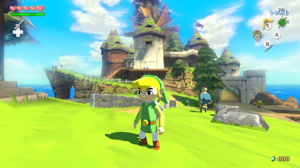 Zelda 2003