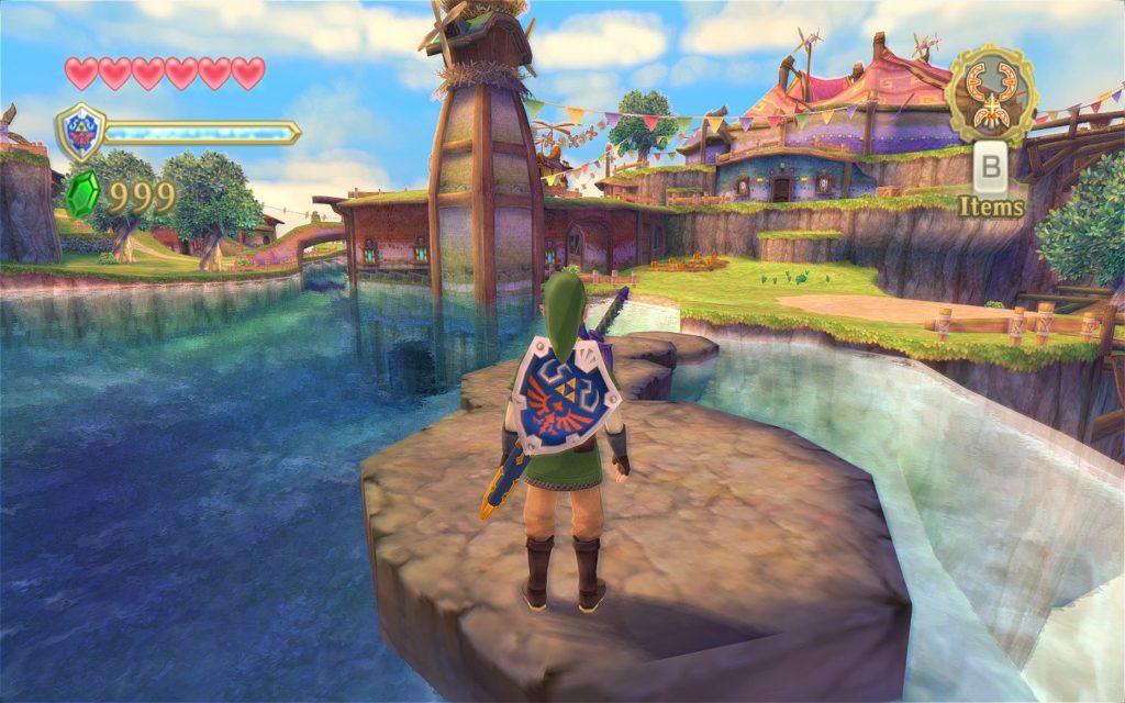 Zelda 2011