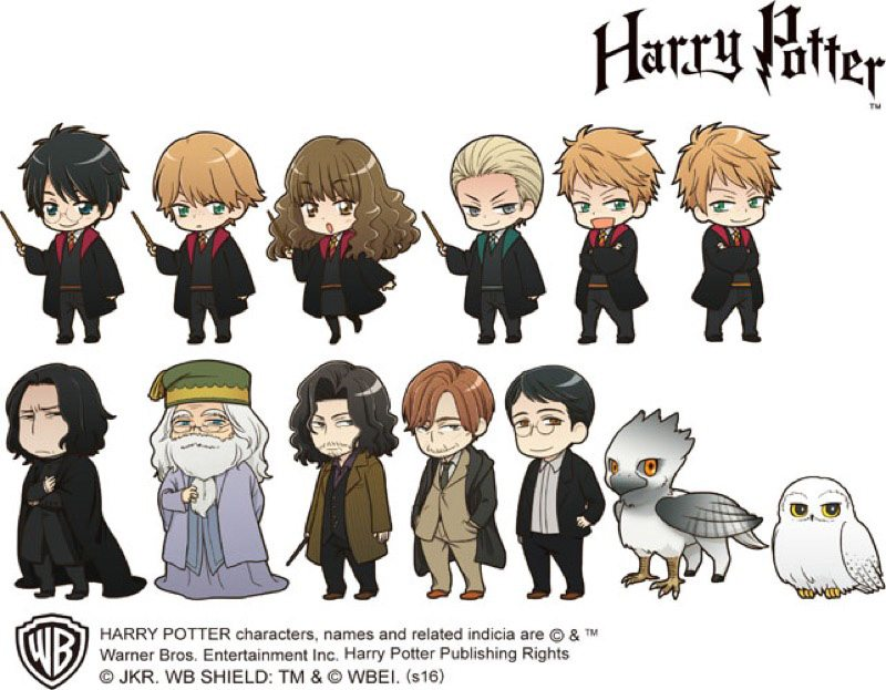 harry potter manga version_5