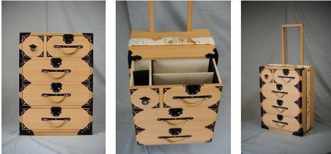 valise commode tansu Japon_4