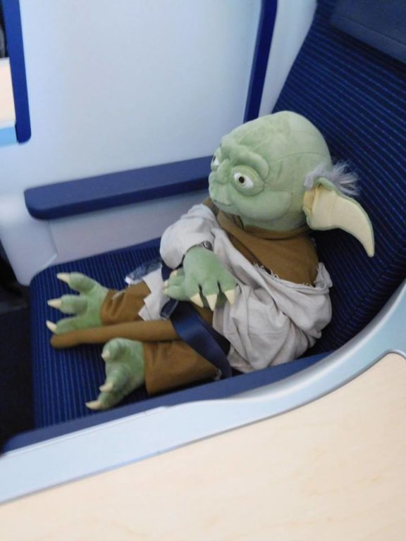 ANA Star wars boeing avion_11