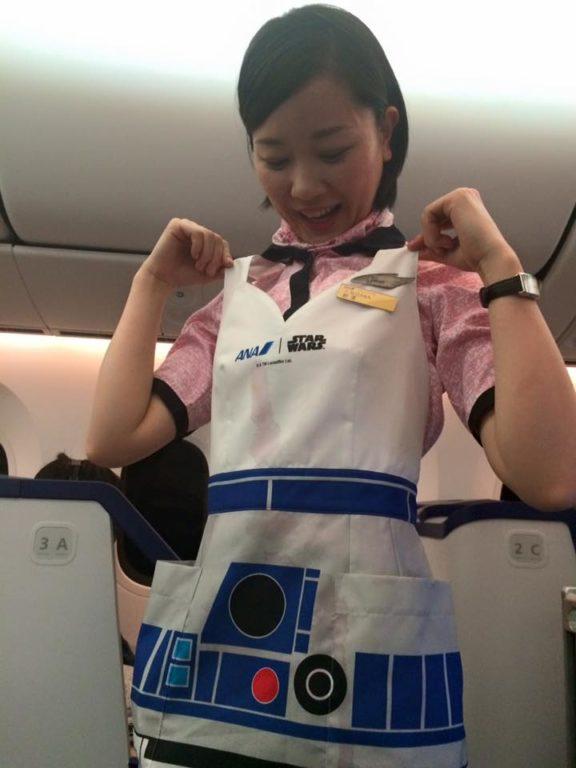 ANA Star wars boeing avion_4