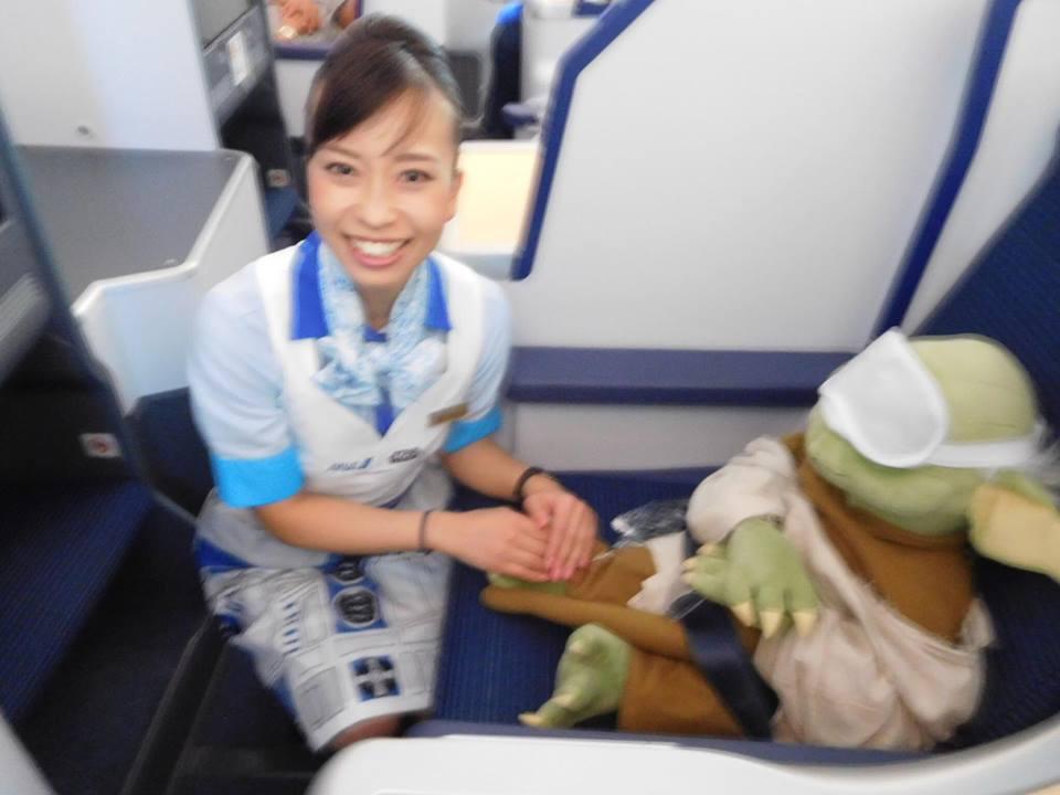 ANA Star wars boeing avion_9