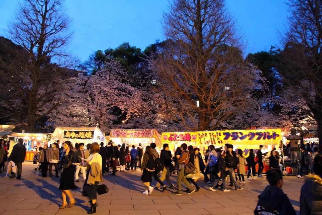 Sakura ohanami Tokyo 2016_22