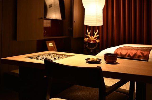 Uematsuya Nagano hotel samourai_4
