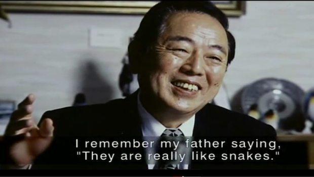 The Australian Broadcasting Corporation's insightful documentary on the modern yakuza.