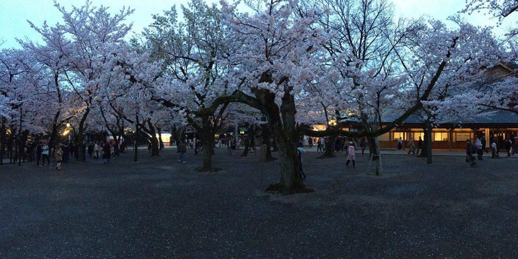 Yasukuni-jinja Tokyo Sakura 2016_4