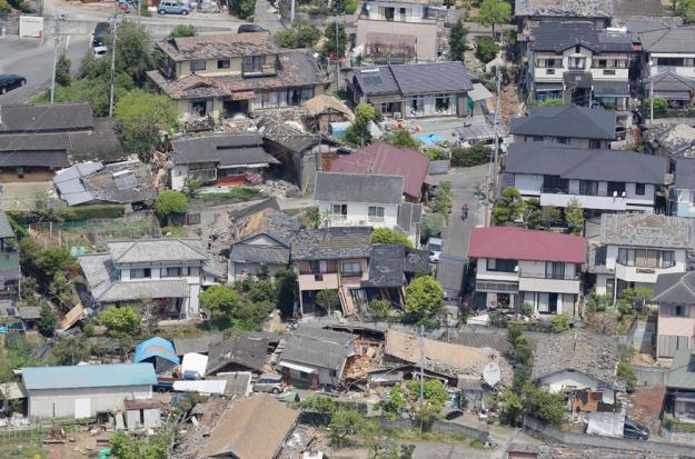 tremblement terre Kumamoto avril 2016_13