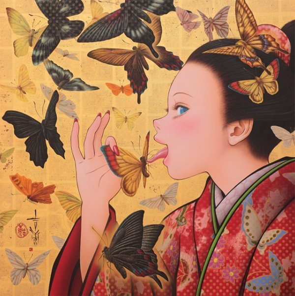 art moderne traditionnel japon_11