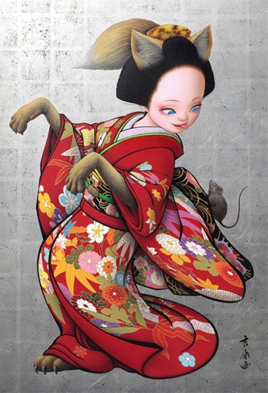 art moderne traditionnel japon_2
