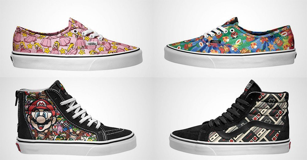 marque vans chaussures