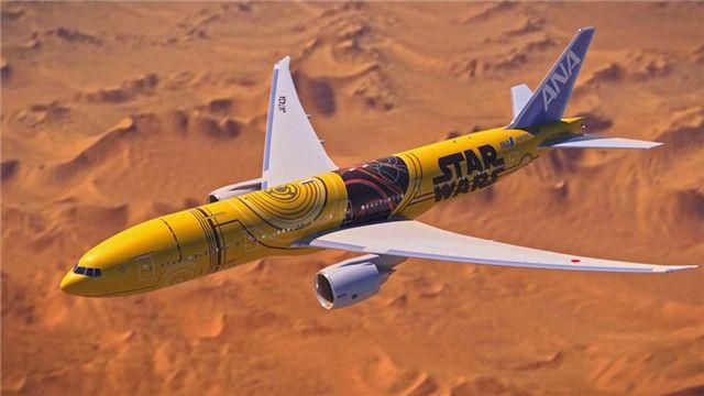 C-3PO ANA avion_5