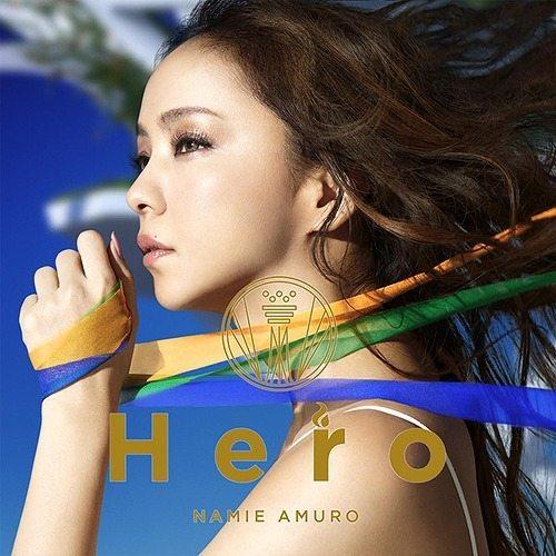 amuro namie Hero jeux olympiques Rio NHK_1