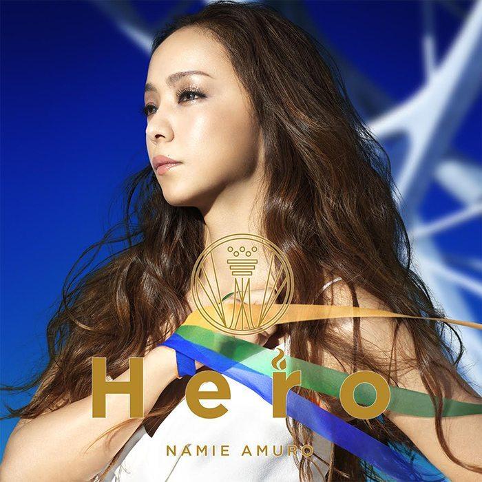 amuro namie Hero jeux olympiques Rio NHK_2